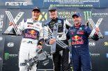 世界ラリークロス第9戦:フォルクスワーゲンのクリストファーソンが8勝目。シーズン最多勝記録更新