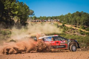 カリッド-アル・カシミ(シトロエンC3 WRC)