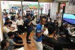 スーパーGT | 青木宣篤プロデュースの『D'station Racers Cup』は大盛況。GTドライバー藤井誠暢も登場