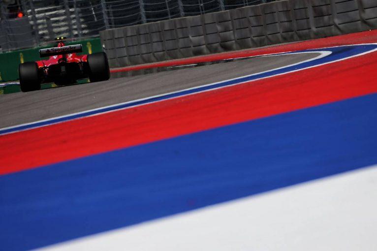F1 | 2018年F1第16戦ロシアGP、TV放送&タイムスケジュール