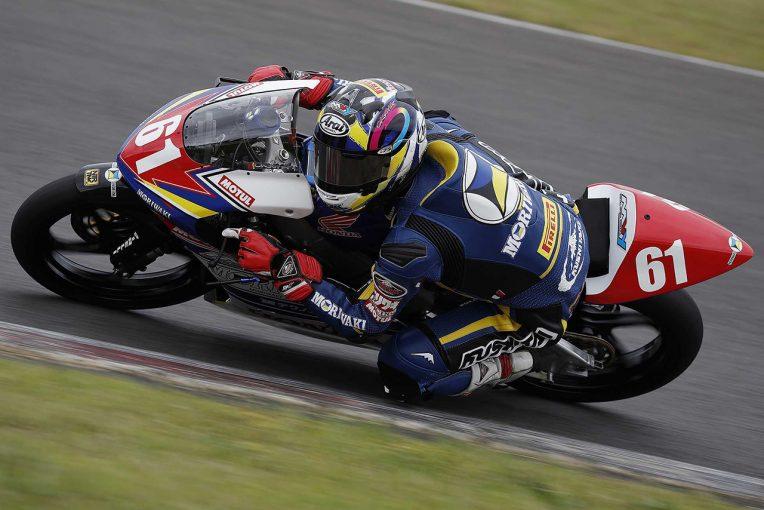 MotoGP   MotoGP:岡谷雄太、日本GPワイルドカード参戦を辞退。「ホンダNSF250RWを確保できなかった」