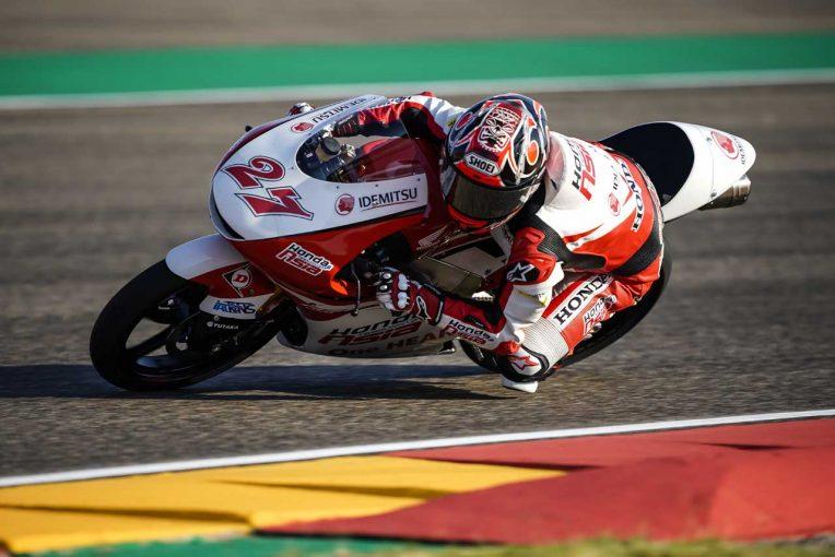 MotoGP | ホンダ・チーム・アジア 2018MotoGP第14戦アラゴンGP 初日レポート