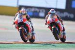 MotoGPアラゴンGP予選:ロレンソが3戦連続ポール獲得でドゥカティ1-2。中上はQ2進出
