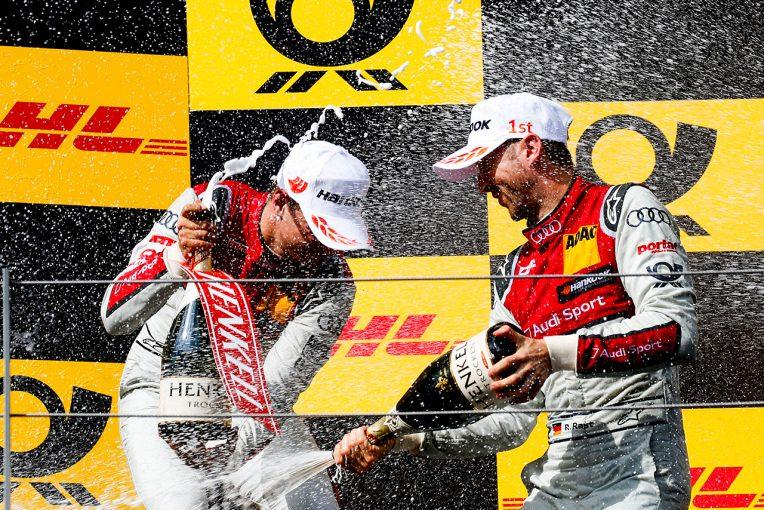 海外レース他 | DTM第18戦:ラストが1996年のナニーニ以来となる史上4人目の4連勝でチャンピオン争いを猛追