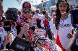 中上、MotoGPアラゴンGPではフロントに問題発生。「トップ10圏内フィニッシュのチャンスがあった」