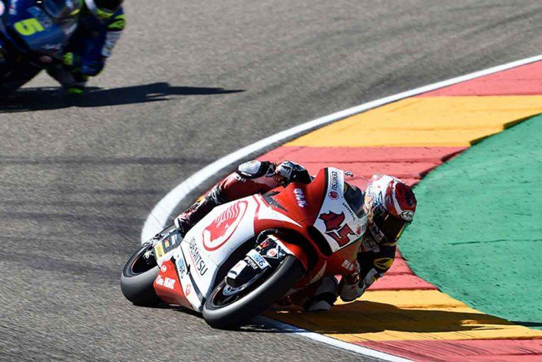 MotoGP | イデミツ・ホンダ・チーム・アジア 2018MotoGP第14戦アラゴンGP 決勝レポート