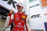 F1 | F3タイトルに猛進するミック・シューマッハーをF1界は注視。フェラーリ代表が関心を認める