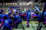 F1 | 【トロロッソ・ホンダF1コラム】ライバルとのマシン性能差が露呈か、シンガポールGPの惨敗で見えた厳しい現実
