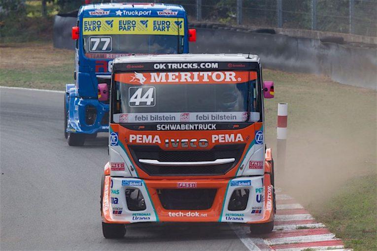海外レース他 | ETRC:第6戦ゾルダー、1コーナーで大外刈決めた女性ドライバーのハルムがシーズン2勝目