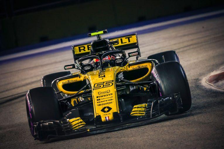 F1 | ランキング4位を死守したいルノーF1、ロシアにもアップデートを投入