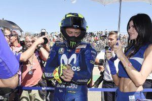 MotoGPアラゴンGPで今季ワーストグリッドに沈んだロッシ