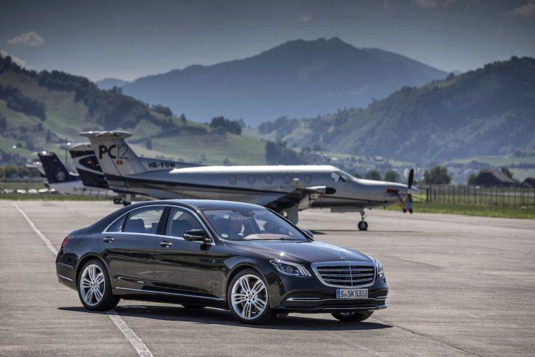 クルマ | メルセデス・ベンツ、Sクラスに新型直列6気筒ディーゼル搭載の『S400d』を追加設定