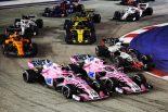 F1   F1シンガポールGPでは同士討ちで無得点のフォース・インディア、ロシアGPでは対策を講じる