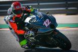 MotoGP | Moto2&3がシーズン最後のオフィシャルテスト実施。MVアグスタとNTSがトライアンフエンジンをテスト
