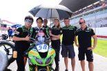 MotoGP | 世界に挑む日本人ライダー密着取材/カワサキZX-6RでWSS参戦の長尾健吾が感じた自信