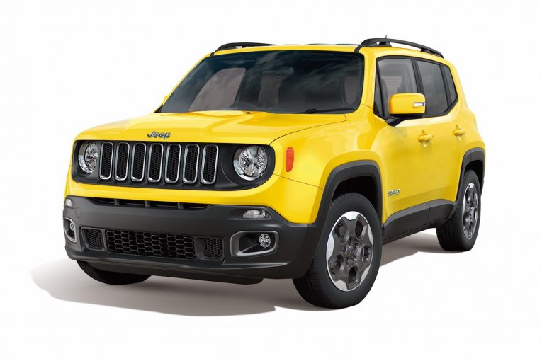 クルマ | 『ジープ・レネゲード』に安全装備満載&特別カラー採用の2種類の限定車が登場