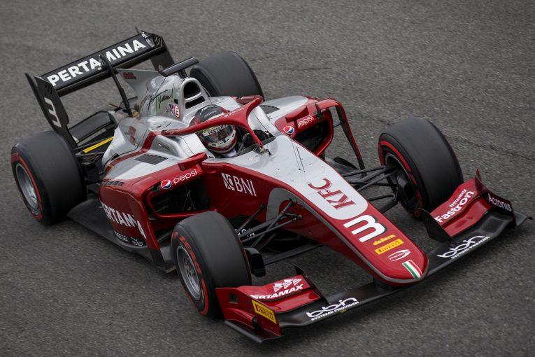 海外レース他 | プルタミナ・プレマ・セオドール・レーシング FIA F2第9戦ベルギー レースレポート