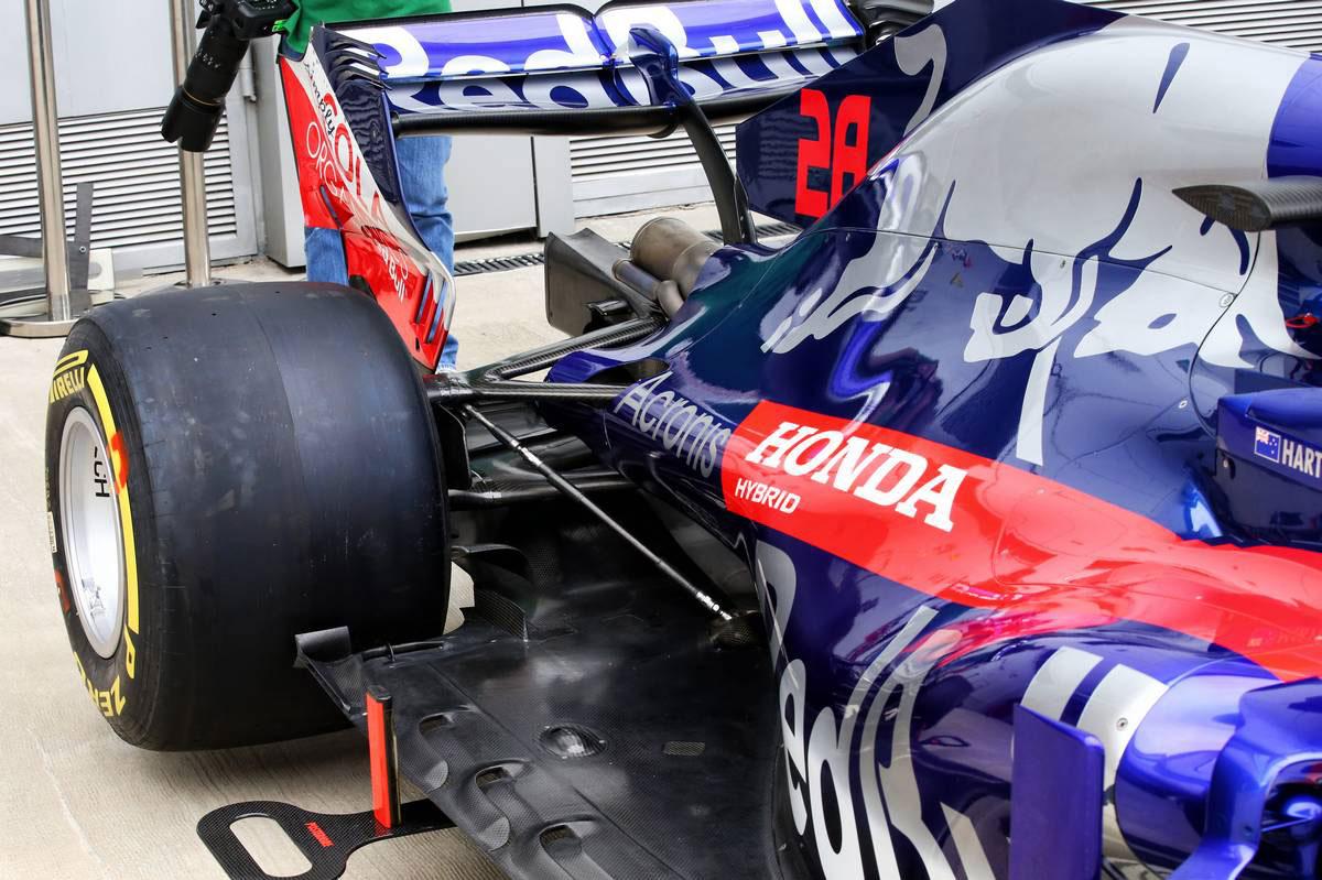 F1 Topic:ロシアGPでホンダの新PU『スペック3』投入、燃焼系の性能向上など各種アップデート