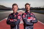 F1 | ハースF1、グロージャンとマグヌッセンの2019年残留を発表