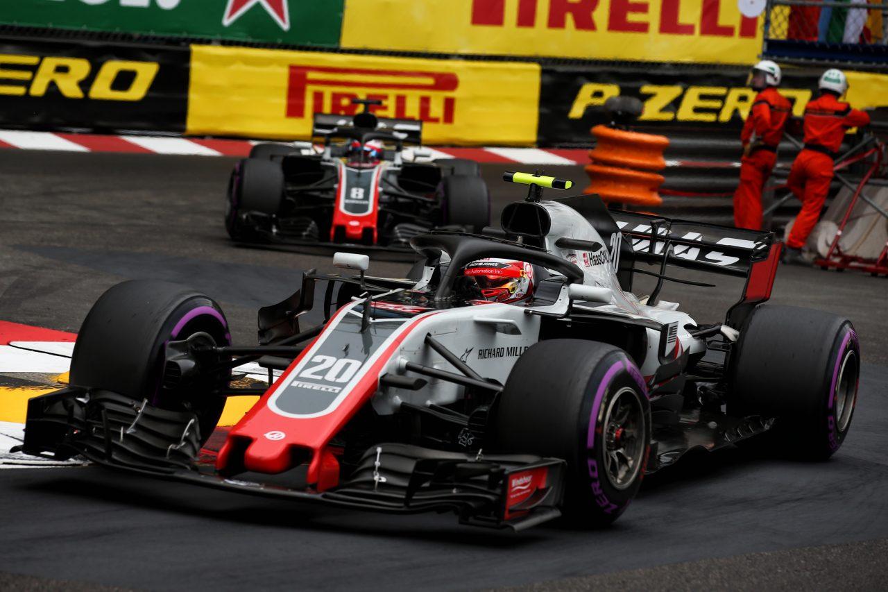 2018年F1モナコGP
