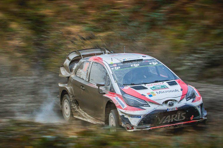 ラリー/WRC | WRC:トヨタ、4連勝を目指し第11戦ラリーGBへ。マキネン「連勝でタイトル獲得の可能性が大きく」
