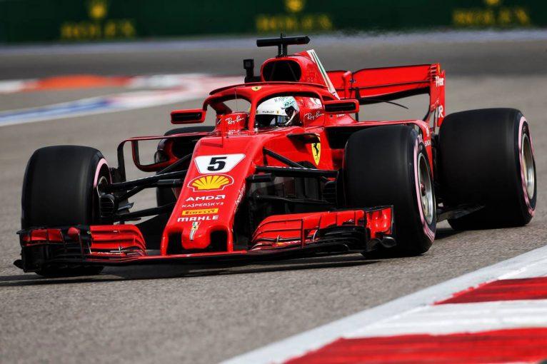 F1 | F1ロシアGP FP1:トップはベッテル、トロロッソ・ホンダのガスリーは新PUのデータを収集し12番手