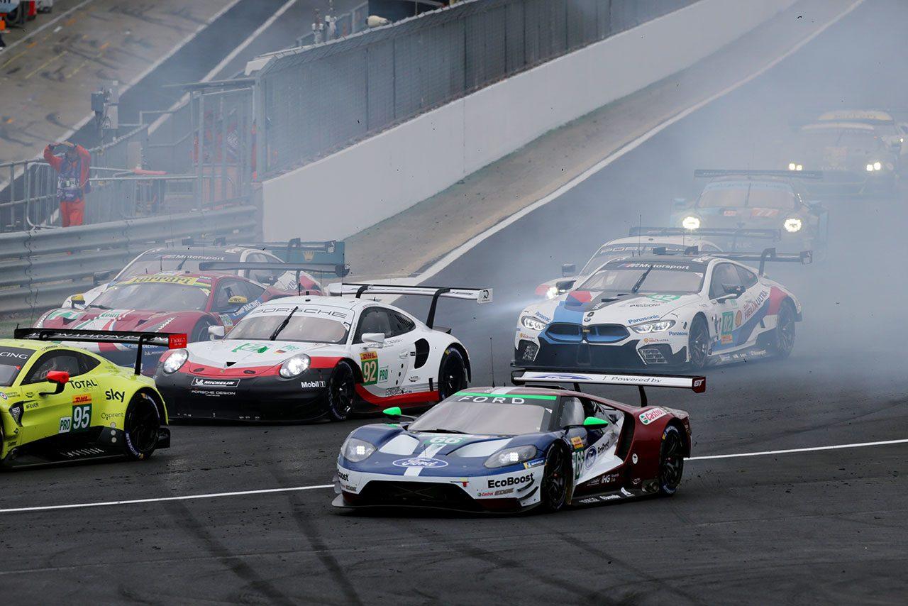 WEC富士プレビュー:量産車ベースの絶対に負けられない戦い。6社が覇を競うLM-GTE