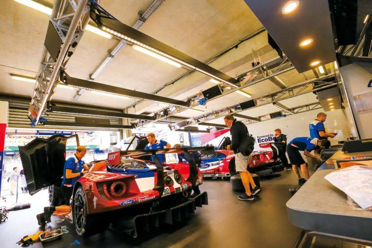 ル・マン/WEC | WEC富士:自動車メーカーがしのぎを削る世界選手権ならでは! 豪華ピット設備を目撃せよ