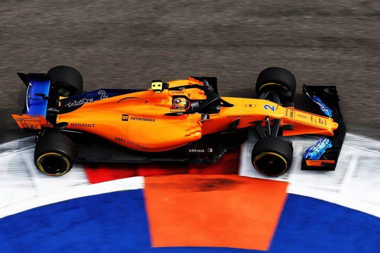 F1   マクラーレンF1代表「一戦限りのスペシャルマシンカラーリングを認めるべき」と主張