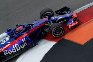 2018年F1第16戦ロシアGP ブレンドン・ハートレー