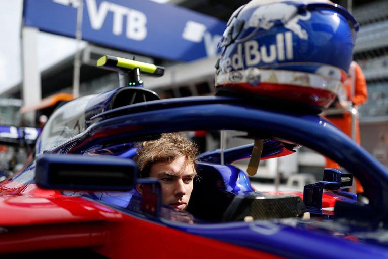 F1 | トロロッソ・ホンダF1密着:パワーサーキットのソチで初日トップ10に入る速さを発揮、新PUに手応え