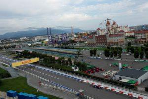 2018年F1第16戦ロシアGP トロロッソ・ホンダ