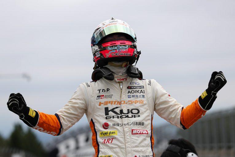 国内レース他 | 全日本F3選手権第15戦SUGO:勝って決めた! 坪井翔が2018年のチャンピオンを獲得