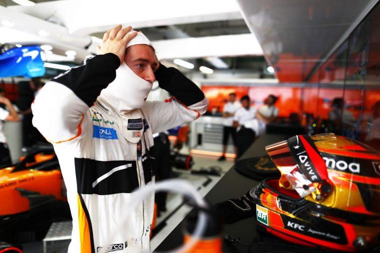 F1 | バンドーン「皆、タイヤに驚いているはず。レースを面白くする要因になるかも」:F1ロシアGP金曜