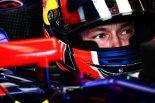 F1 | トロロッソ・ホンダでF1復帰のクビアト「あのころより成長した。チームの期待に応えるためベストを尽くす」