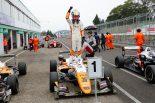 国内レース他 | 全日本F3選手権第16戦SUGO:坪井の連勝止まらず。今季13勝目をポール・トゥ・ウインで飾る