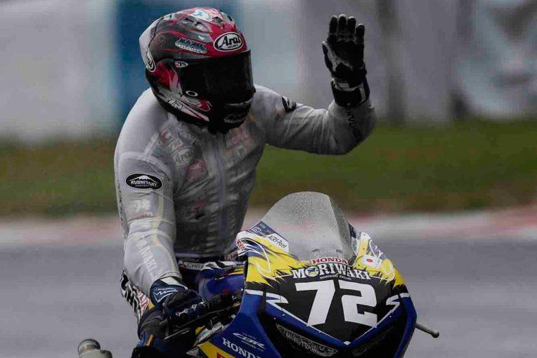MotoGP | ホンダの高橋裕紀がJSB1000初ポール奪取。決勝中止によりハーフポイント加算/全日本ロード第8戦岡山予選