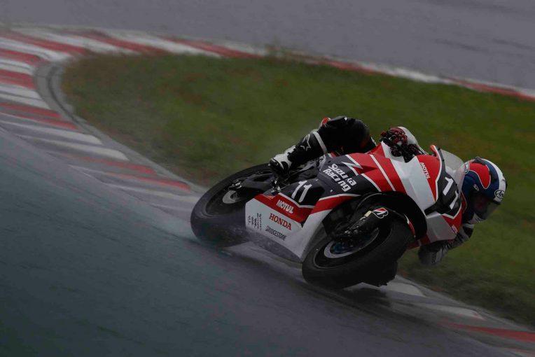 MotoGP | 全日本ロード第8戦岡山の決勝は台風接近により全クラス中止。予選の結果で順位確定に