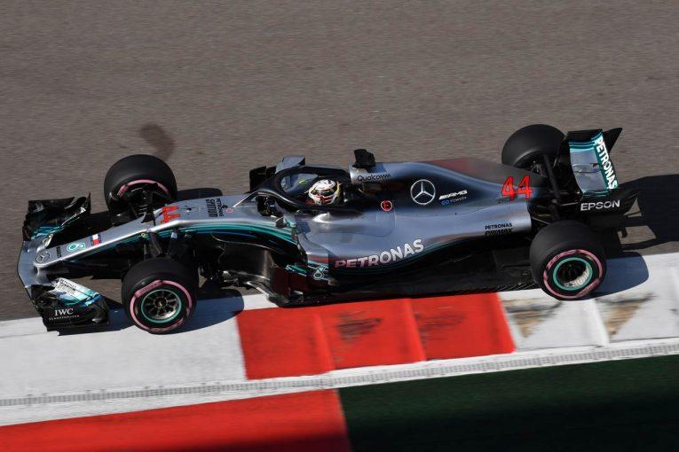 F1   【タイム結果】F1ロシアGP FP3/ハミルトンがトップタイム。トロロッソ・ホンダのガスリーは12番手