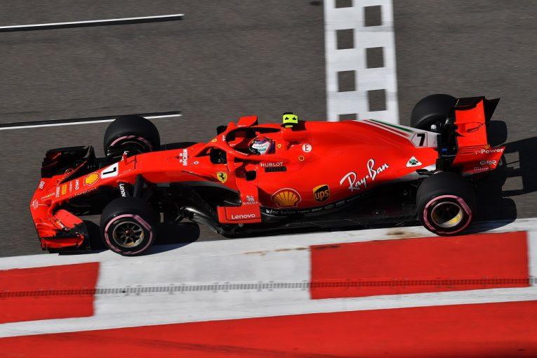 F1 | ライコネン「マシンは今週末で一番好調だったが、メルセデスに追いつけなかった」:F1ロシアGP土曜