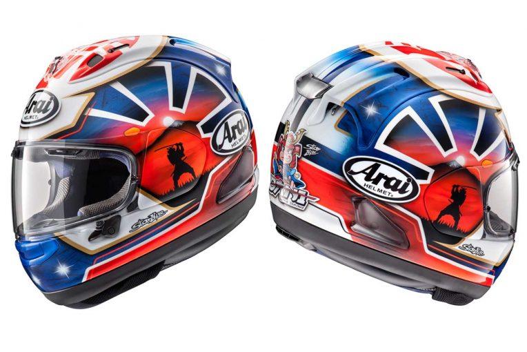 MotoGP   アライヘルメット、ダニ・ペドロサが使用する『RX-7X』のファイナルレプリカモデルを発売