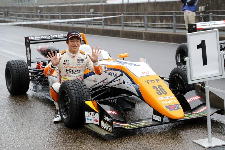 国内レース他 | 全日本F3選手権:第8ラウンド富士で坪井翔の連勝&最多勝記録更新なるか!?
