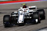 F1 | ルクレール「2018年シーズン最高位からのスタートで決勝に期待」:ザウバー F1ロシアGP土曜