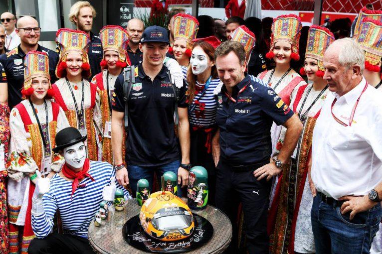F1 | ガスリー17番手、ハートレー20番手からスタート/F1第16戦ロシアGPグリッド
