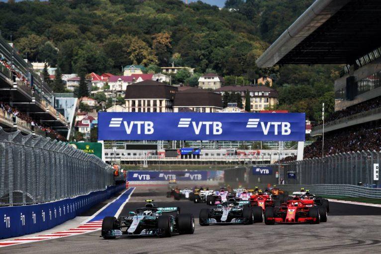 F1   【順位結果】F1第16戦ロシアGP決勝