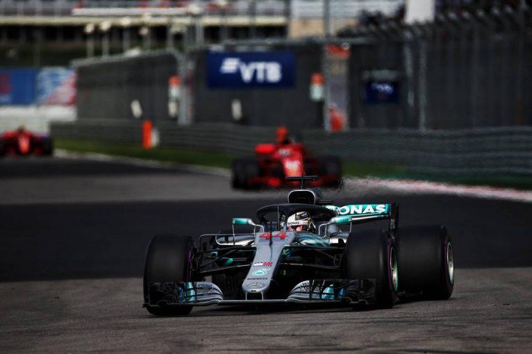 F1 | 【ポイントランキング】F1第16戦ロシアGP終了時点