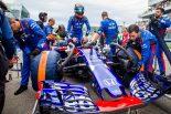 F1 | ハートレー「厳しい週末だったが、PUアップデートの効果を確認できたのはよかった。鈴鹿が楽しみ」:トロロッソ・ホンダ F1ロシアGP日曜