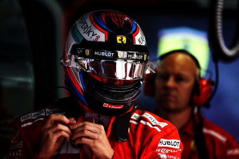 F1   ライコネン「今日はマシンが好調だった。予選結果がもっとよければ……」:F1ロシアGP日曜