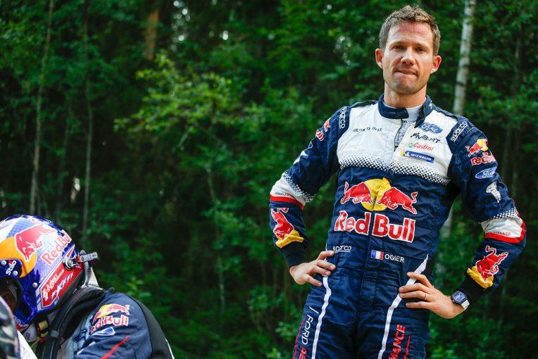 ラリー/WRC | WRC:フォード、2年をともにしたオジエへ謝意。「2019年に向け強力パッケージを用意」と自信も