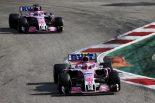 F1 | ペレスとオコン、ともにハースを攻略できず「速さはあるのにどうしてもオーバーテイクできない」:フォース・インディア F1ロシアGP日曜